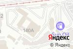 Схема проезда до компании VuzovskY в Одессе