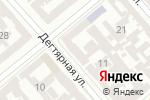 Схема проезда до компании Линия Декора в Одессе