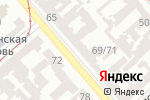Схема проезда до компании Библиотека №16 в Одессе