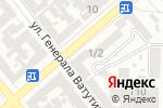 Схема проезда до компании Линза в Одессе
