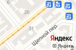 Схема проезда до компании Сидр в Одессе