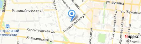 Bremen на карте Одессы