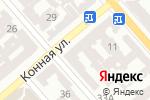 Схема проезда до компании Содружество в Одессе