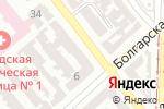 Схема проезда до компании Ковбаска в Одессе