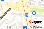 Схема проезда до компании Островок маникюра в Одессе