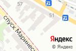 Схема проезда до компании RD SPORT в Одессе