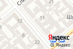 Схема проезда до компании Культ Тура в Одессе