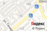 Схема проезда до компании Отдых на славу в Одессе