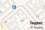 Схема проезда до компании Инвест-Монтаж в Одессе