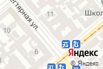 Схема проезда до компании SHALLARI Эстет в Одессе