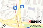 Схема проезда до компании Обелиск в Одессе