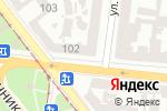 Схема проезда до компании Love Pink в Одессе