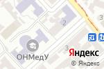 Схема проезда до компании New Look в Одессе