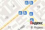 Схема проезда до компании АудитВЕРА в Одессе