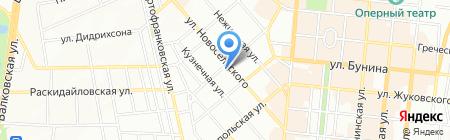 Банкомат Банк Фінанси та Кредит на карте Одессы