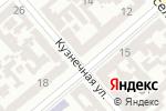 Схема проезда до компании Schrack Technik в Одессе