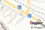 Схема проезда до компании Снабженец в Одессе