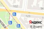 Схема проезда до компании Videcor Studio в Одессе