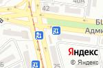 Схема проезда до компании Київстар в Одессе