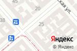 Схема проезда до компании Бізнес-меблі в Одессе