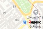 Схема проезда до компании Умелец в Одессе