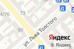 Схема проезда до компании Информация. Анализ. Сервис в Одессе