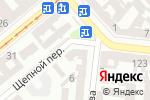 Схема проезда до компании Проводник в Одессе