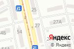 Схема проезда до компании Троянда в Одессе