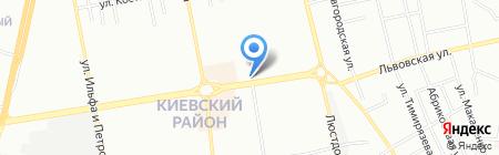 Нагель-Фенстер на карте Одессы