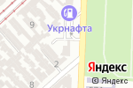 Схема проезда до компании VAG сервис в Одессе