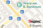 Схема проезда до компании Наталі в Одессе