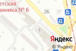 Схема проезда до компании Лавіта в Одессе