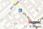 Схема проезда до компании Конвент в Одессе
