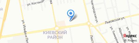 12 баллов на карте Одессы