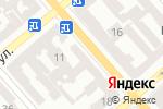 Схема проезда до компании Мир чистоты в Одессе