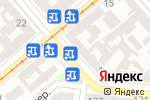 Схема проезда до компании ММ Групп Компьютерс в Одессе