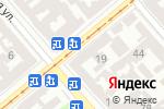 Схема проезда до компании АВСД ГРУППА в Одессе