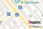 Схема проезда до компании НТ Сервис в Одессе