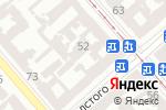 Схема проезда до компании Одесский Городской Совет Ветеранов в Одессе