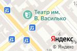 Схема проезда до компании Евроинс Украина в Одессе