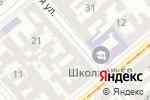 Схема проезда до компании Санте-Алко в Одессе