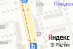 Схема проезда до компании Сервисный центр в Одессе