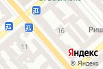 Схема проезда до компании AXA страхование в Одессе