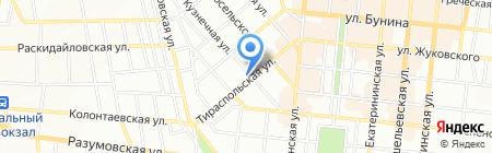 AXI-телеком на карте Одессы
