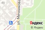 Схема проезда до компании Платон-М в Одессе