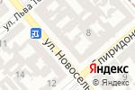 Схема проезда до компании Grekova beauty studio в Одессе