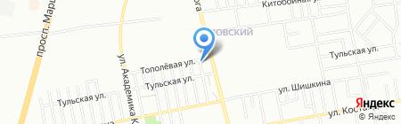 Амара Тревел на карте Одессы