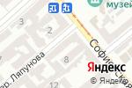 Схема проезда до компании Яхты Одесса, ЧП в Одессе