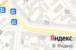 Схема проезда до компании Бюро оценки Стефанович в Одессе