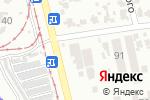 Схема проезда до компании Автоколесо в Одессе